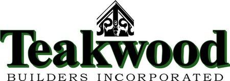 Teakwood Builders, Inc. Logo