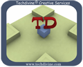 Techdivine Creative Services Logo