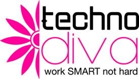 technodivatraining Logo