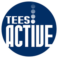 Tees Active Logo