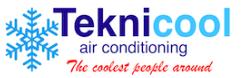 TekniKool Air Conditioning Sydney Installation & Service Logo