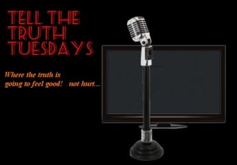 tellthetruthtuesdays.com Logo