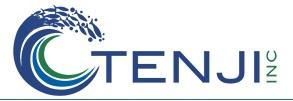 Tenji Inc. Logo