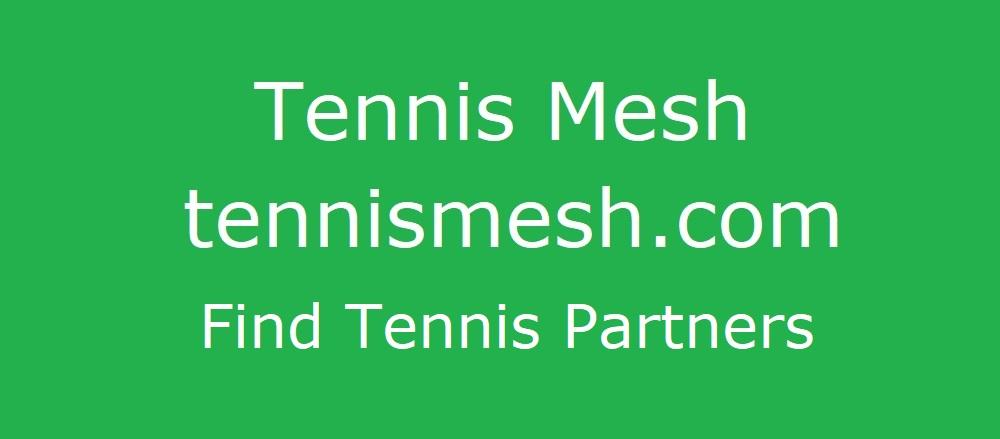 Tennis Mesh Logo