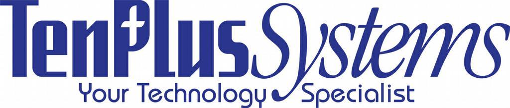 TenPlus Systems Logo
