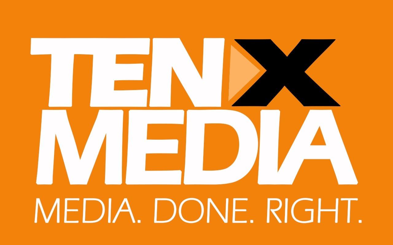 TenX Media Group Logo