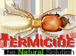Termicide Pest Control Logo