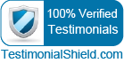 Testimonial Shield, LLC Logo