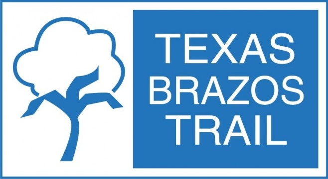 Texas Brazos Trail Logo