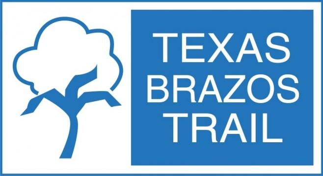 Texas Brazos Trail Logo