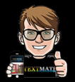 Text Mate Logo