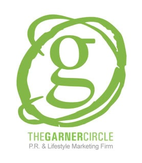 The Garner Circle PR Logo