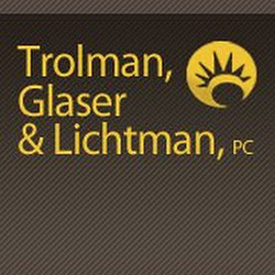 Trolman, Glaser & Lichtman Personal Injury Lawyers Logo
