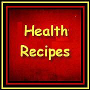 Amazing Health Recipes Logo
