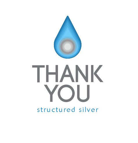 Thank You Silver Logo