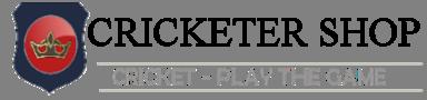 cricketer shop Logo