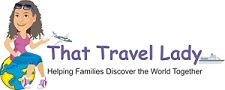 That Travel Lady Logo