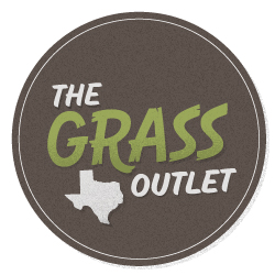 The Grass Outlet Logo