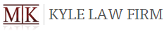 The Kyle Law Firm Logo