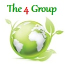 The 4 Group Logo
