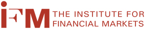 The Institute for Financial Markets Logo