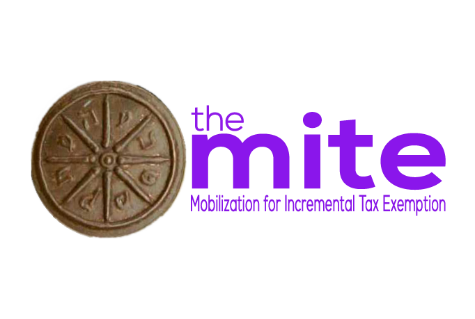 Mobilization for Incremental Tax Exemption Logo