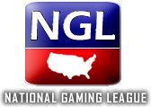 The National Gaming League Logo
