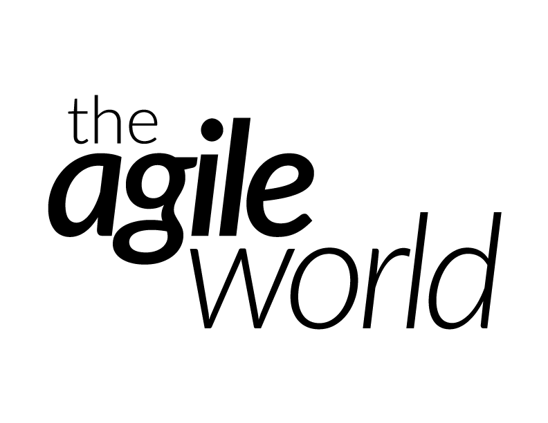 The Agile World Logo