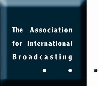 Association for International Broadcasting (AIB) Logo
