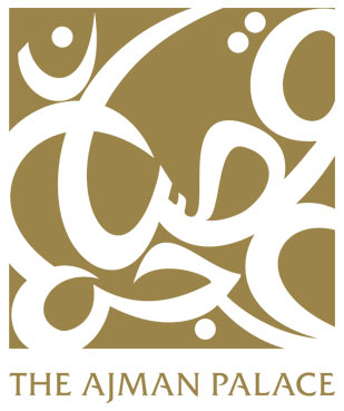 The Ajman Palace Logo