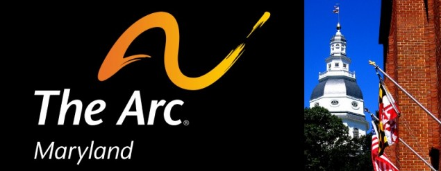 The Arc Maryland Logo