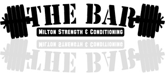 The Bar Milton Strength and Conditioning Logo