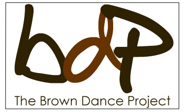 The Brown Dance Project Logo