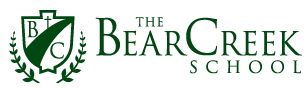 The Bear Creek School Logo