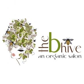 The B Hive Salon Logo
