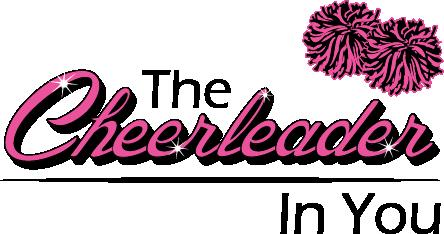 The Cheerleader In You Logo