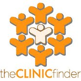 The Clinic Finder Logo