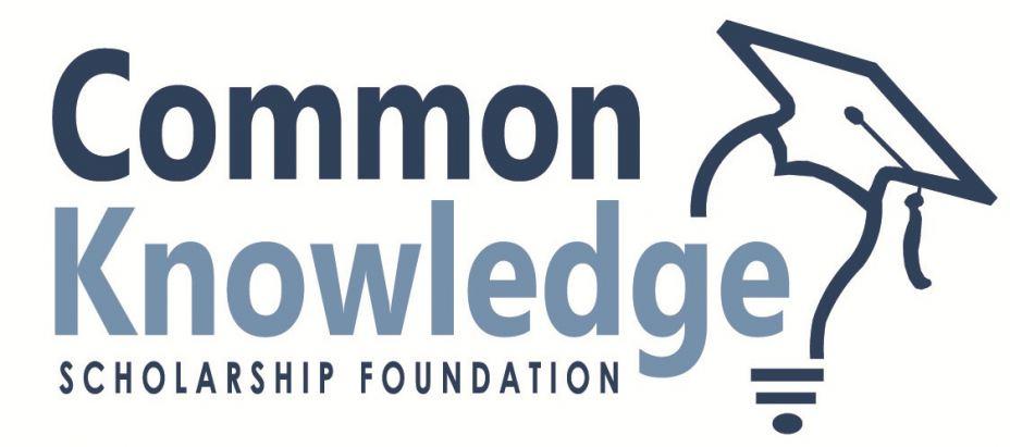 The Common Knowledge Scholarship Foundation Logo