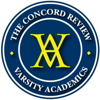 The Concord Review, Inc. Logo