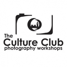The Culture Club Photography Workshops Logo