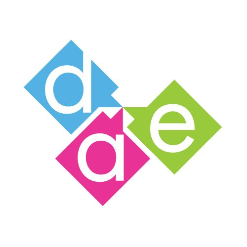 The Digital Arts Experience Logo