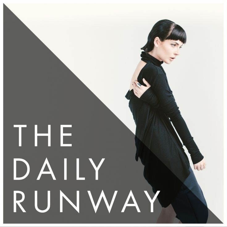 The Daily Runway Logo