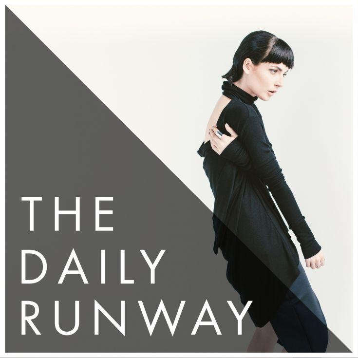 The Daily Runway Logo