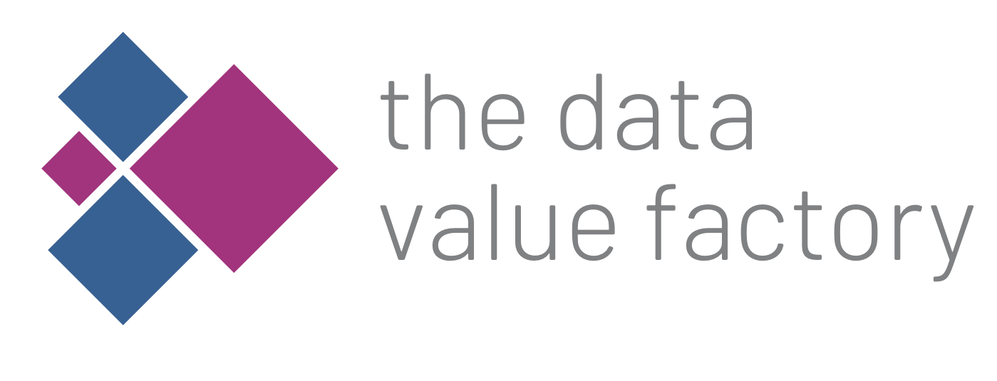 The Data Value Factory Logo