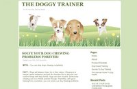 thedoggytrainer Logo
