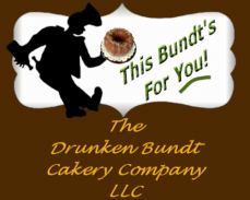 The Drunken Bundt Cakery Company LLC Logo