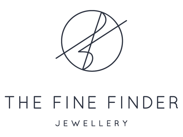 The Fine Finder Logo