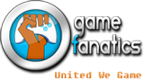 The Game Fanatics Logo