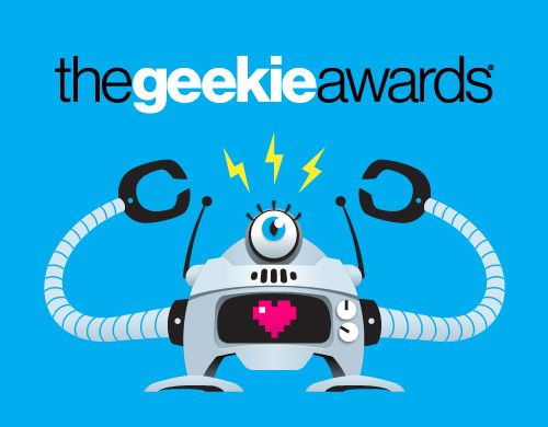 The Geekie Awards Logo