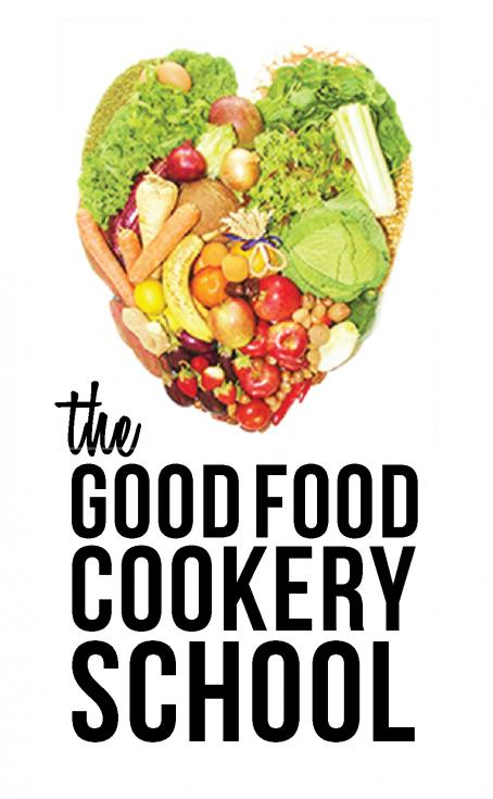 The Good Food Cookery School Logo